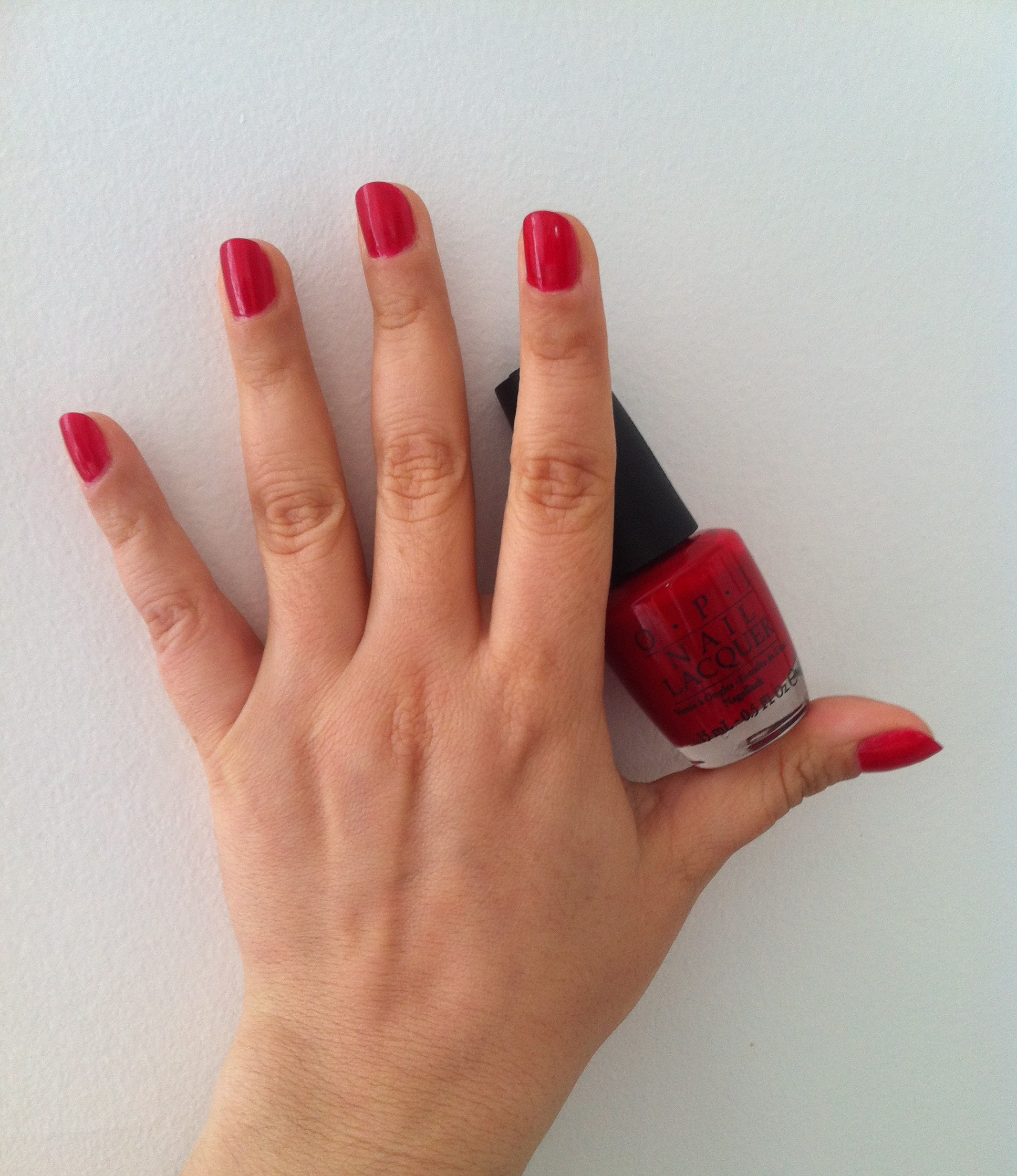 Big Apple Red - OPI