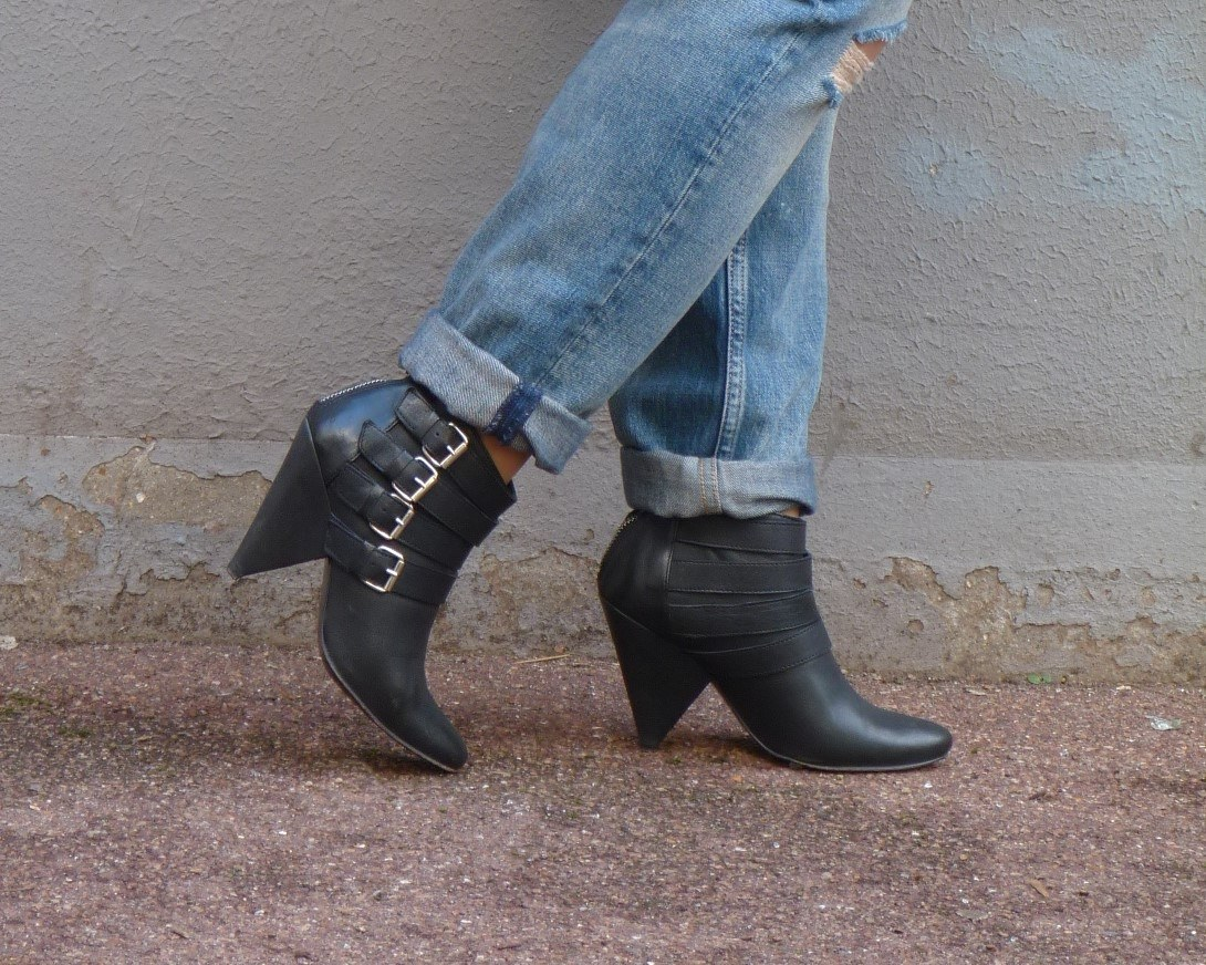 Low Boots Maje