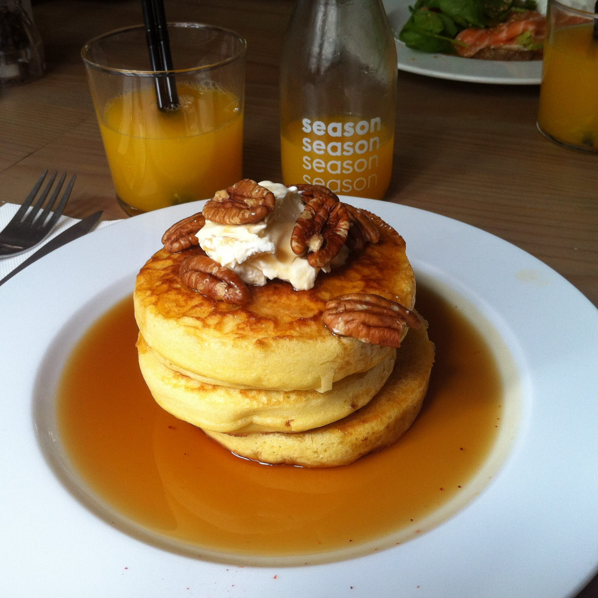 Pancakes 2 - SEASON Paris