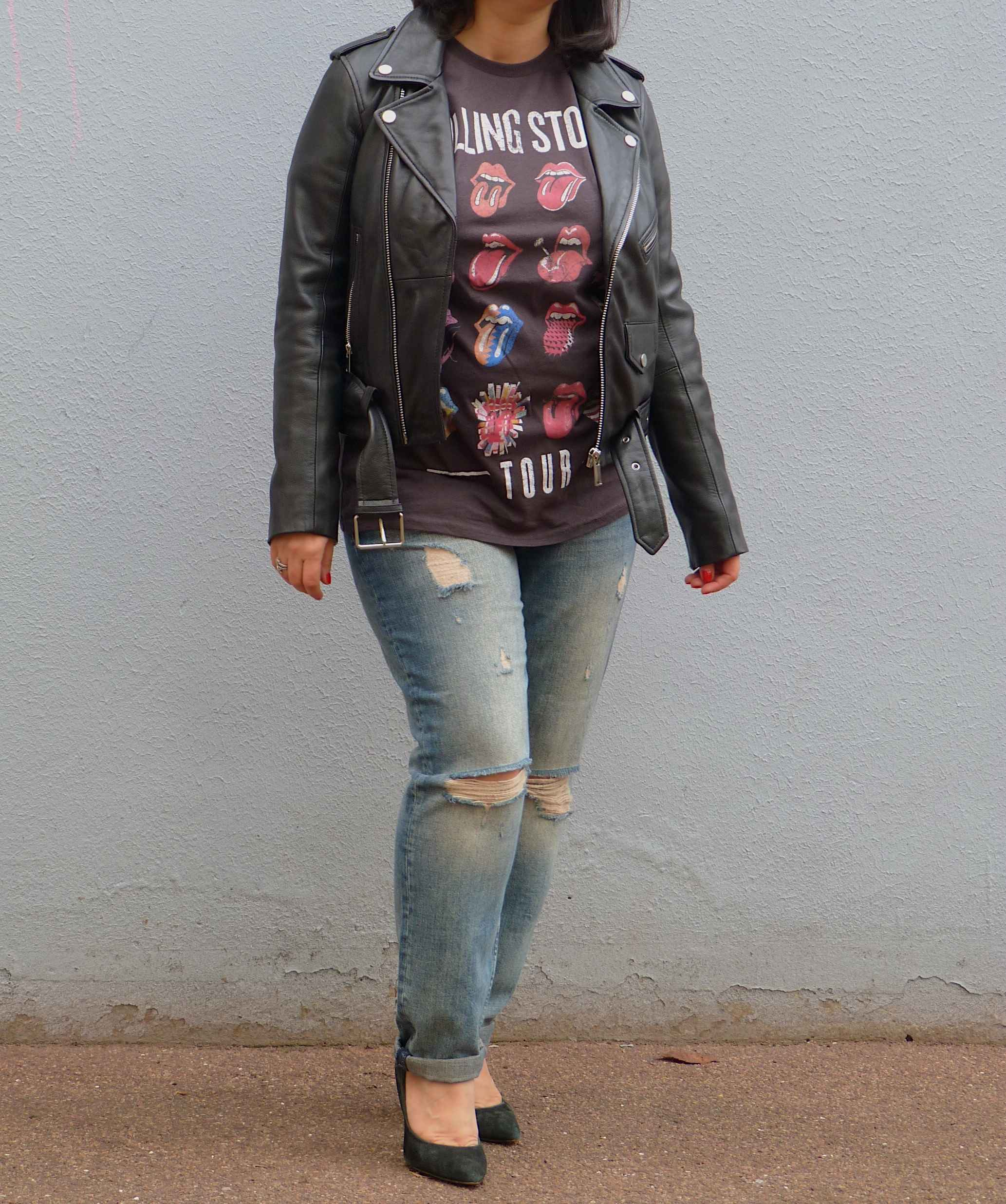 Tee Rolling Stones - Pull and Bear (12)
