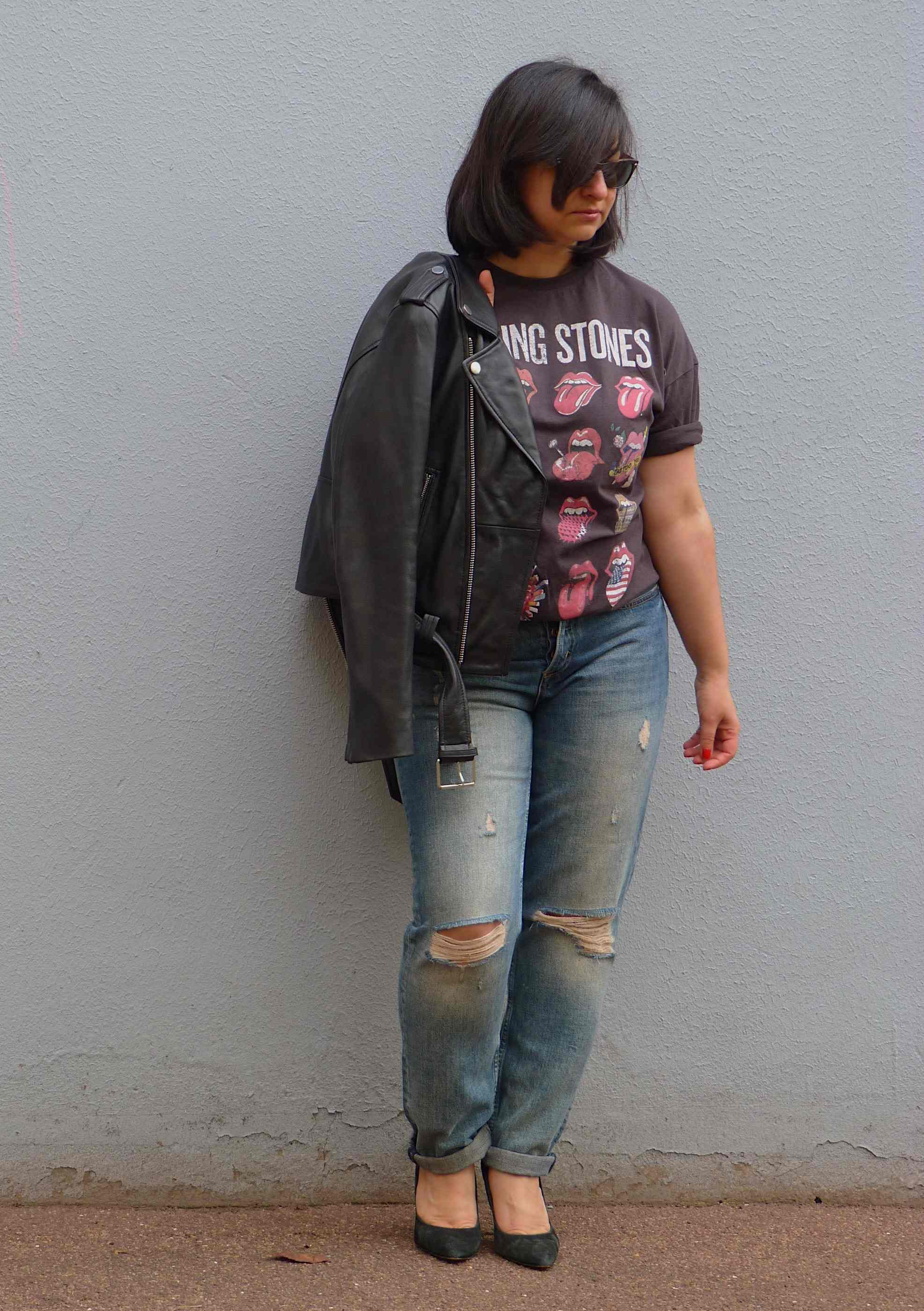 Tee Rolling Stones - Pull and Bear (14)