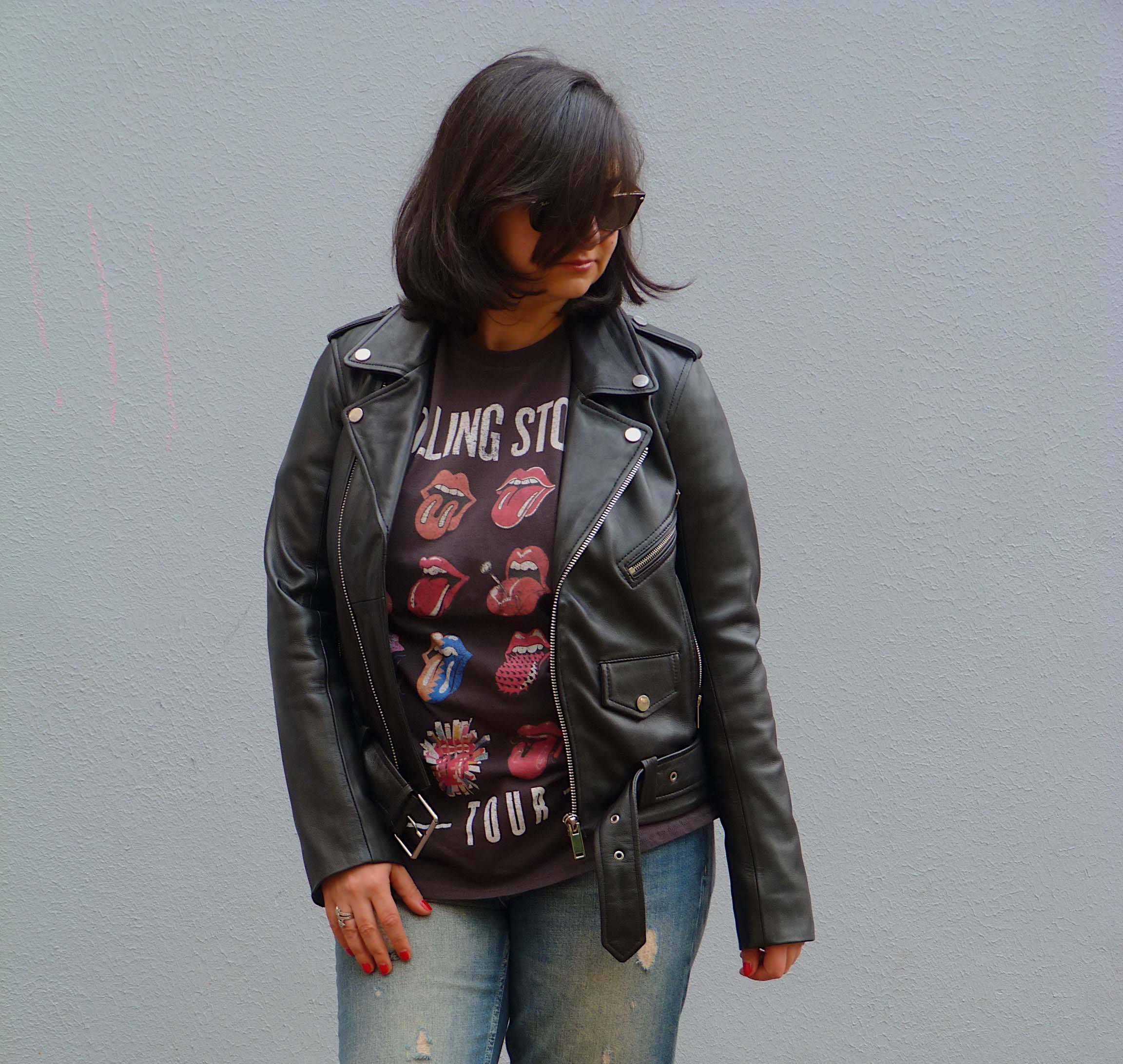 Tee Rolling Stones - Pull and Bear