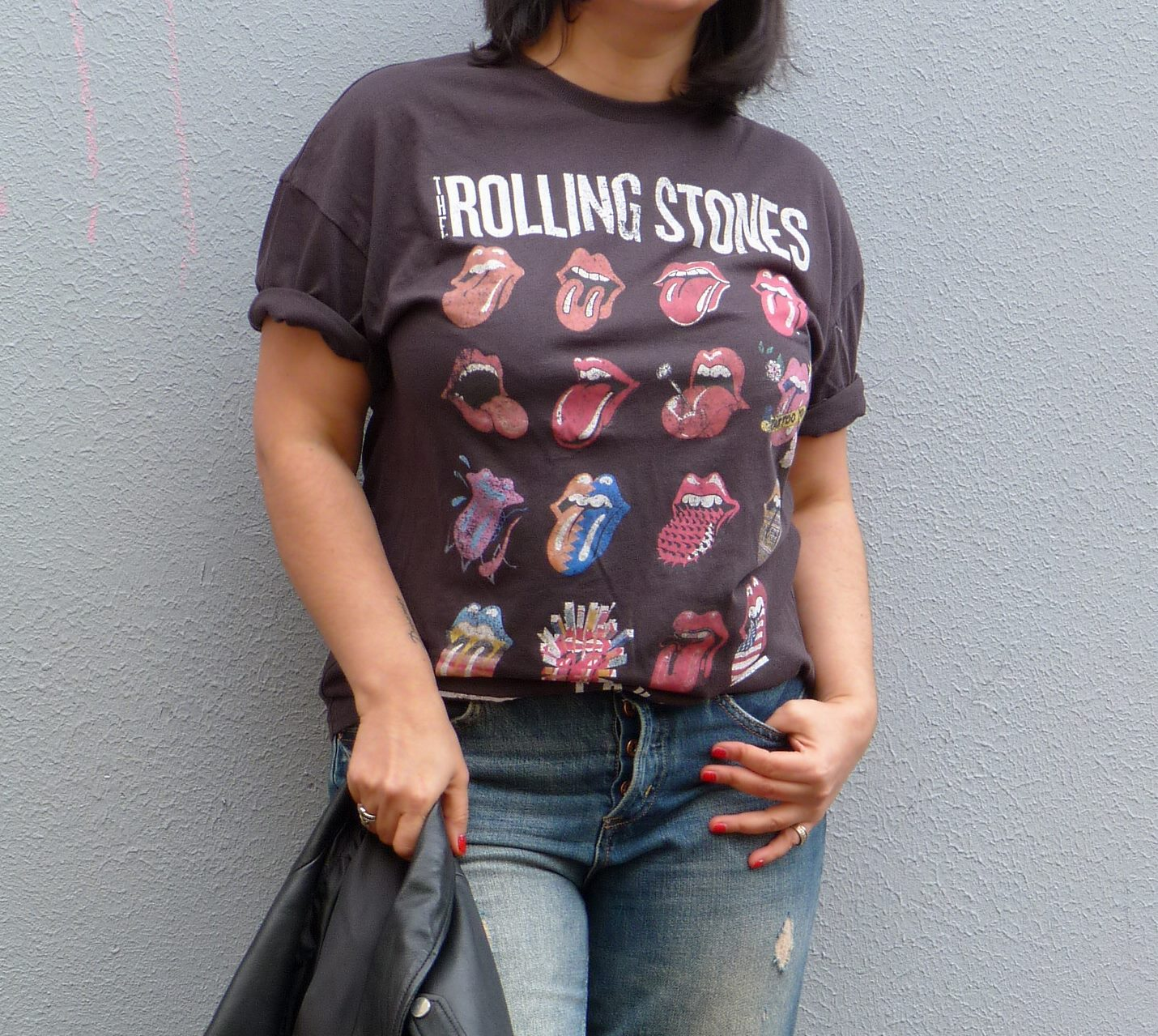 Tee Rolling Stones - Pull and Bear (5)