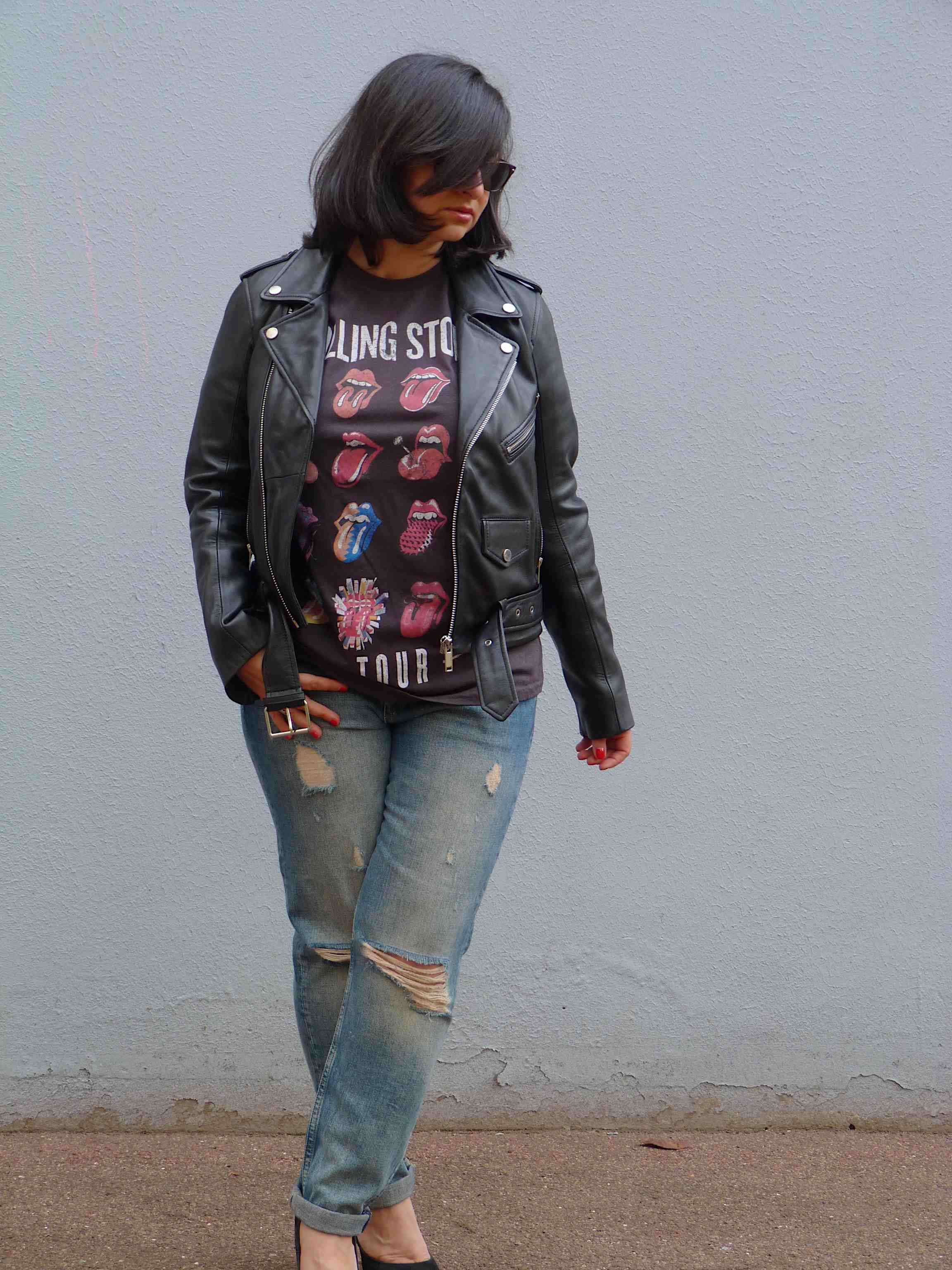 Tee Rolling Stones - Pull and Bear (8)