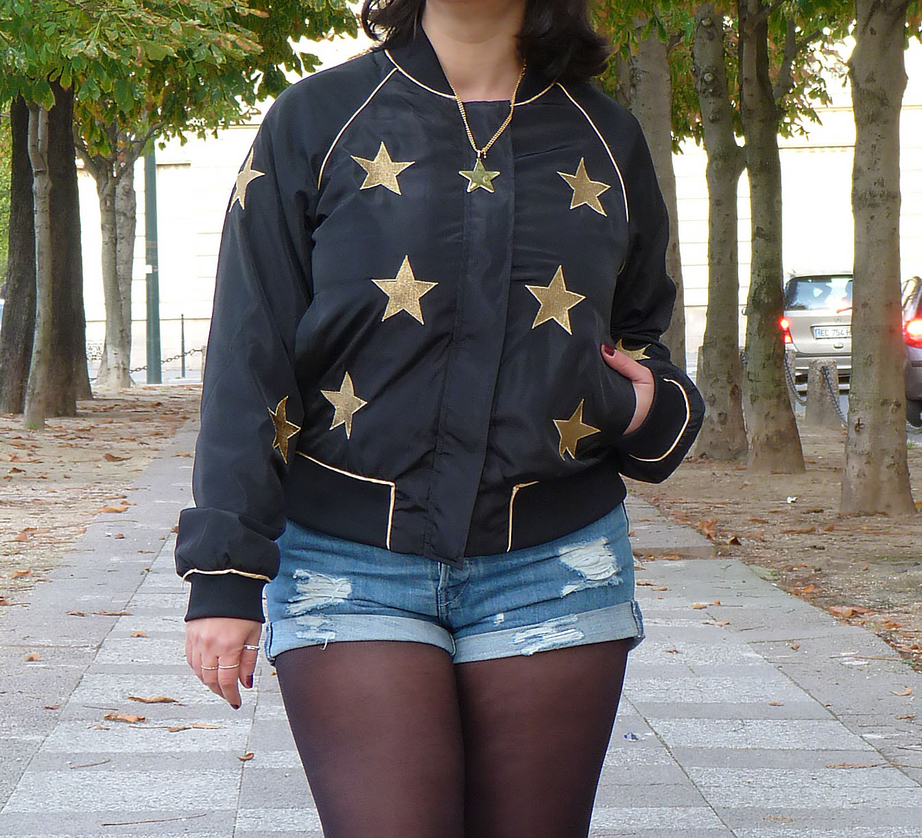 Star bomber - NA-KD Fashion (10)