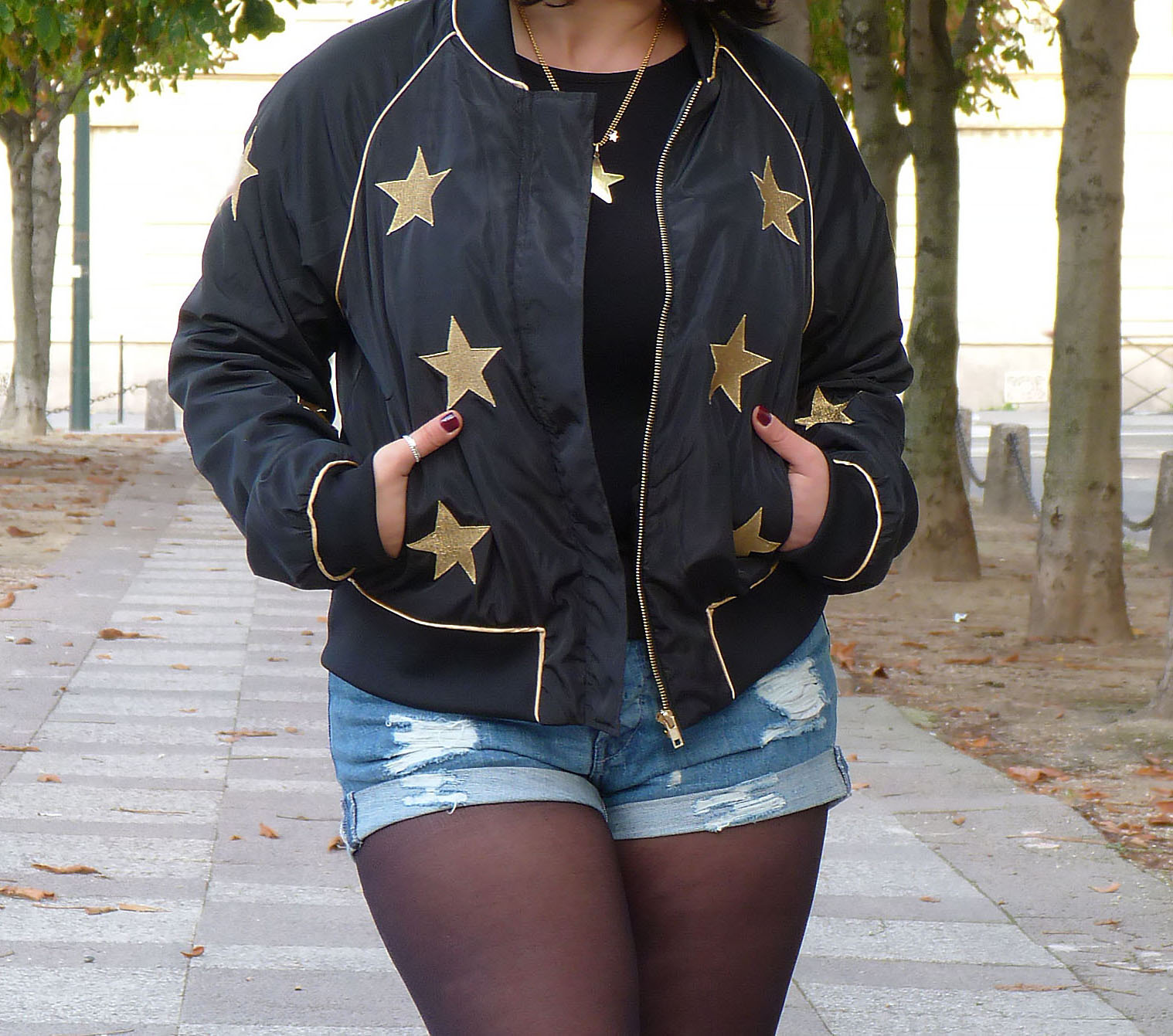 Star bomber - NA-KD Fashion (11)