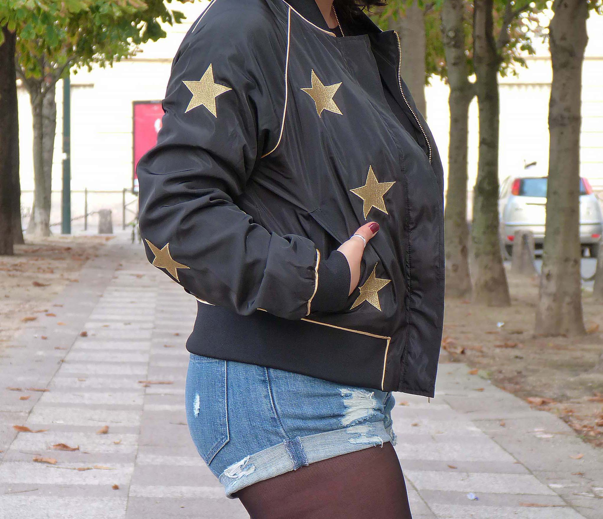 Star bomber - NA-KD Fashion (8)
