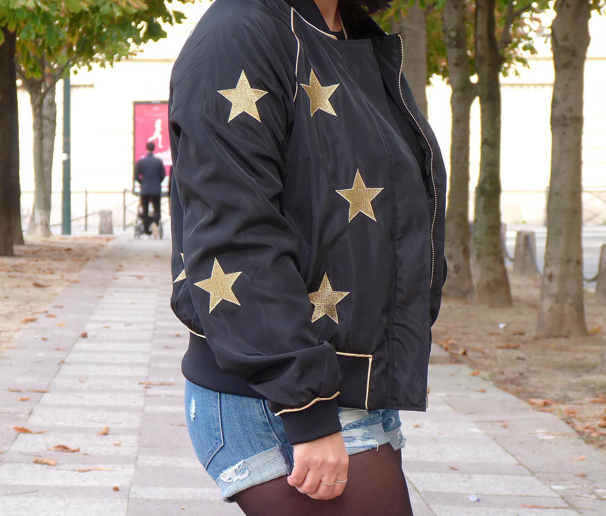 Star bomber - NA-KD Fashion (9)