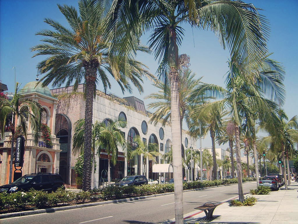 Rodeo Drive - Beverly Hills (2)