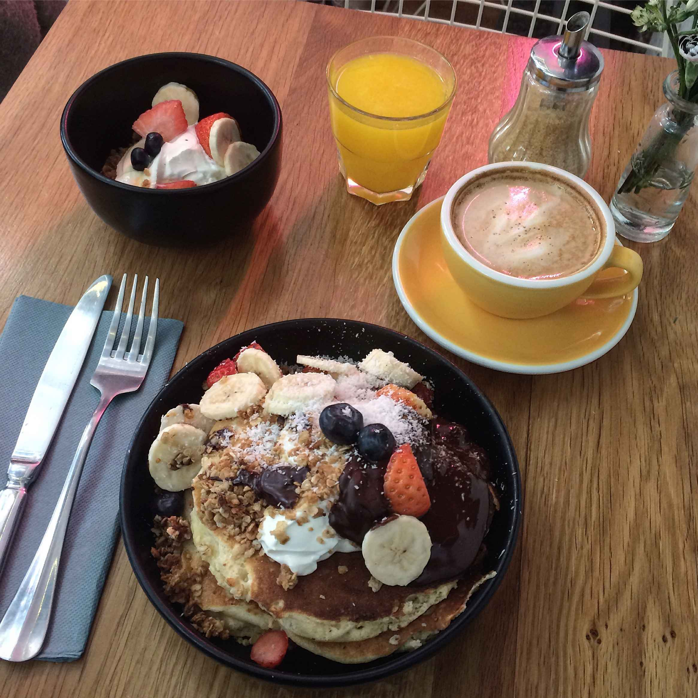 Republique of Coffee - Brunch - Paris