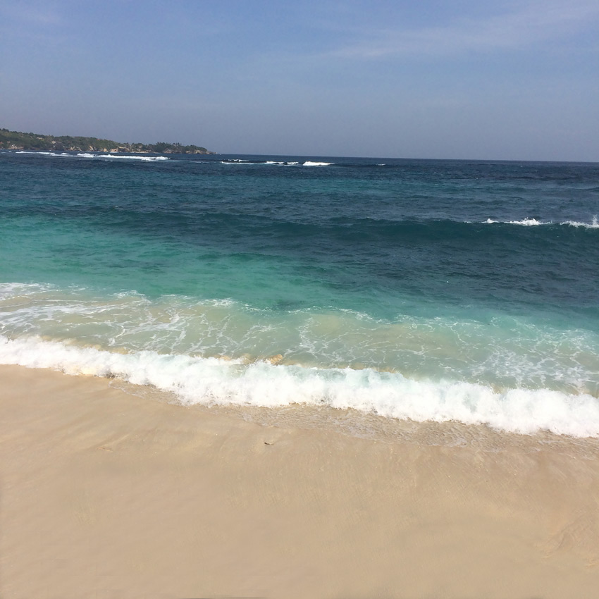 Dream Beach - Nusa Lembongan