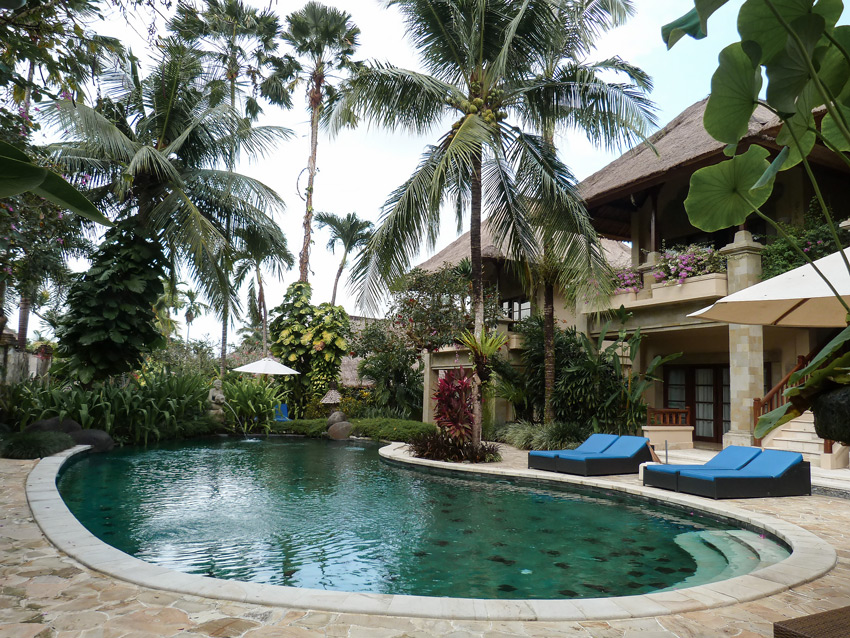 Ubud Honeymoon Pool
