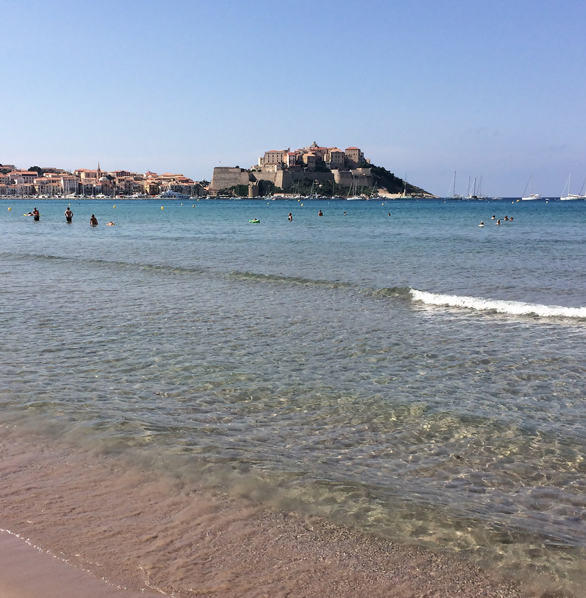 Calvi on the Rocks - Plage-et-Citadelle
