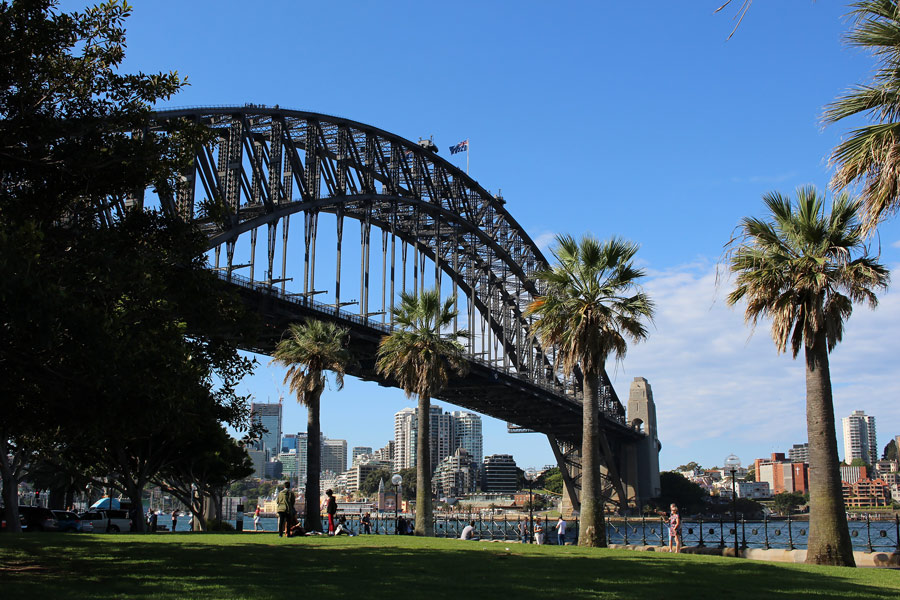 Sydney Harbour Bridge (2)