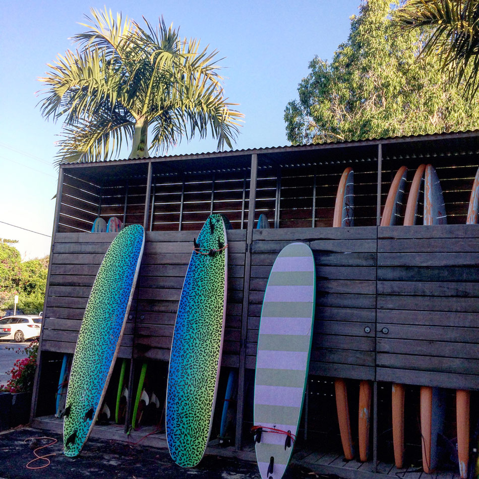 Gone Surfin Byron Bay