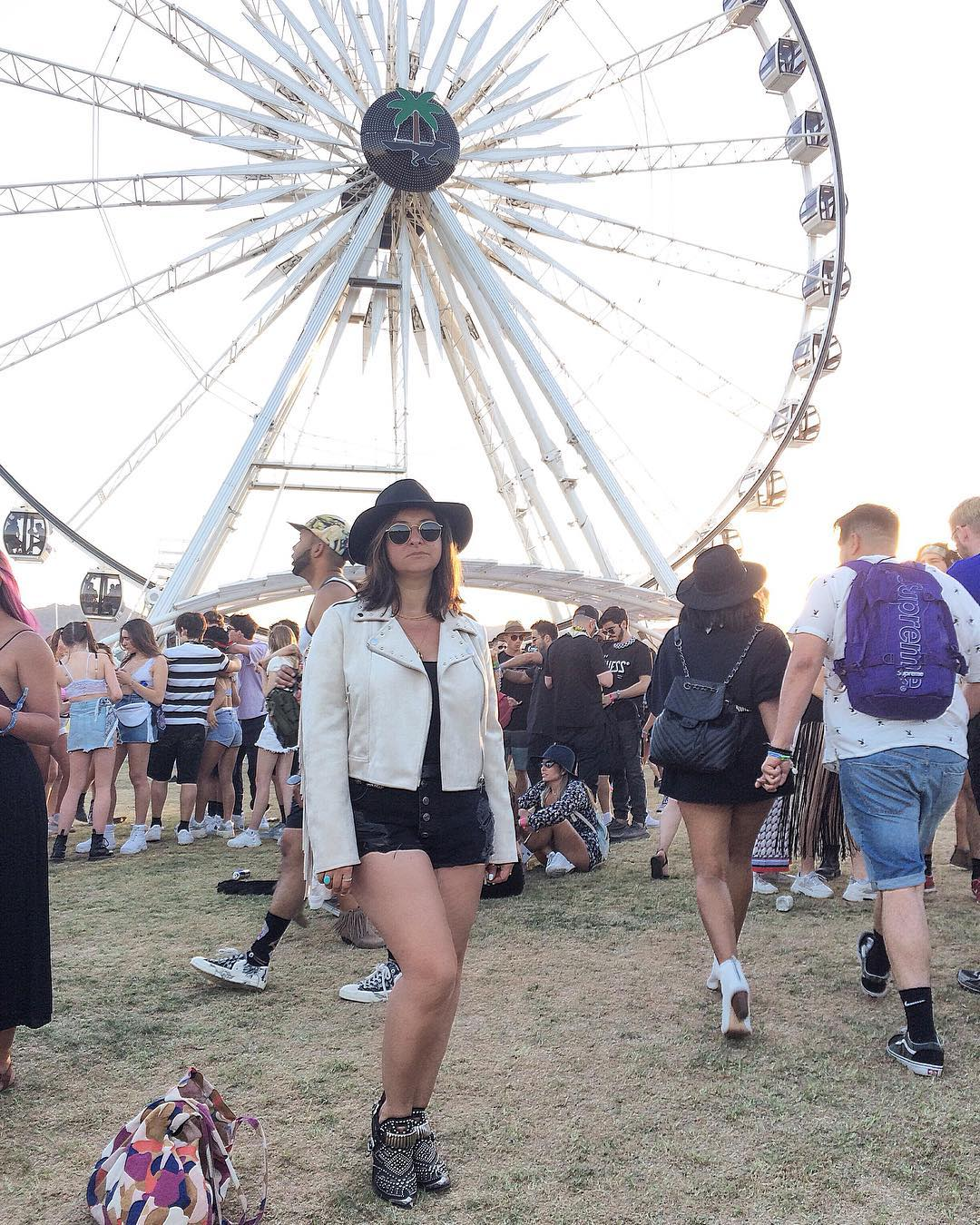 Coachella Outfit Day 1