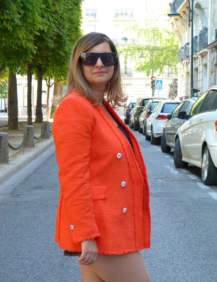 The-Trendy-Style-Veste-Zara-Orange-6