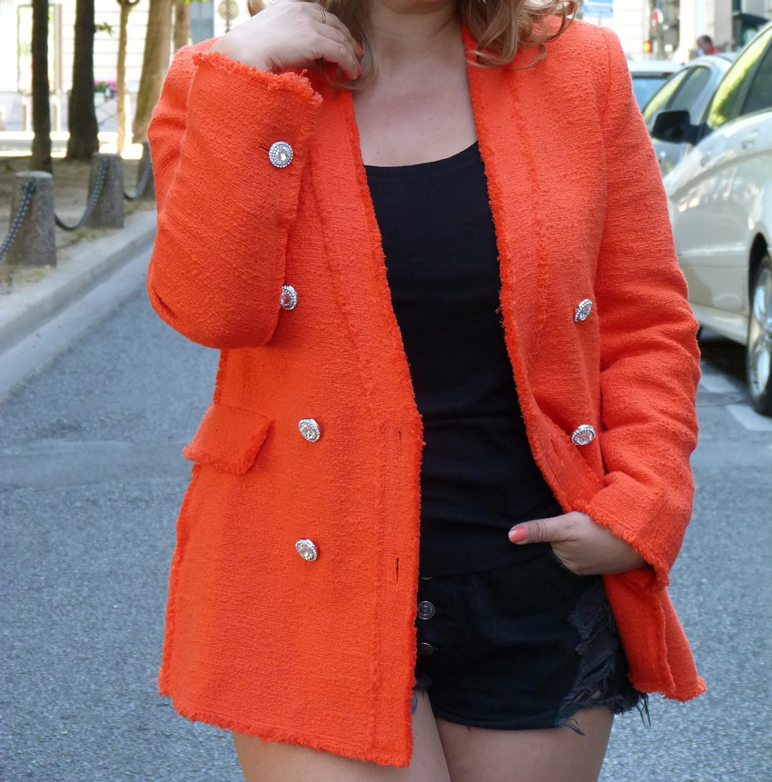 The-Trendy-Style-Veste-Zara-Orange-7