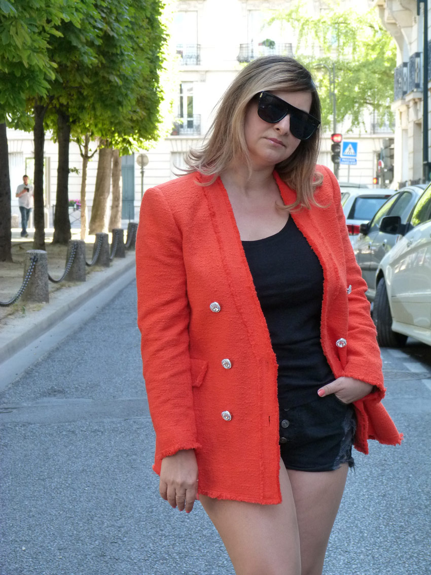 The-Trendy-Style-Veste-Zara-Orange-8