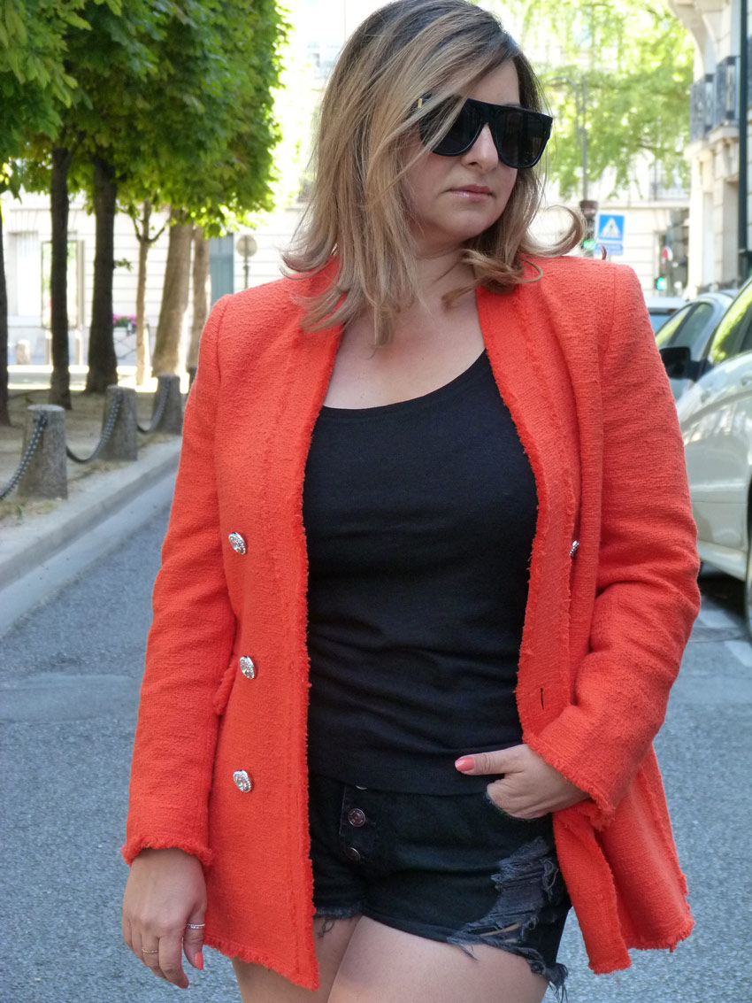 The-Trendy-Style-Veste-Zara-Orange-9