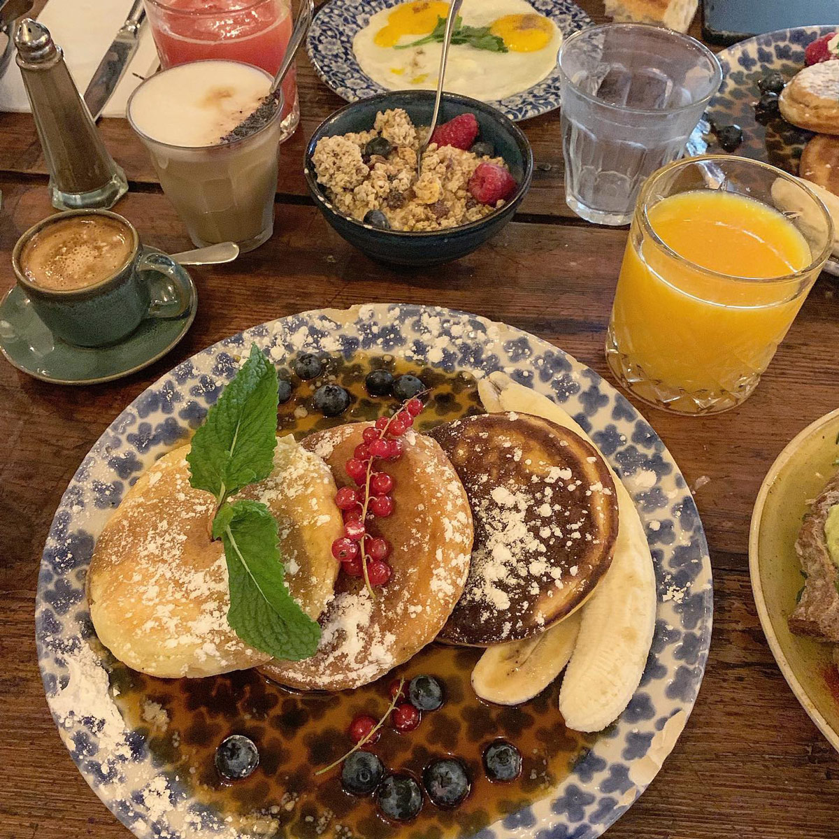 Café Bohème Brunch